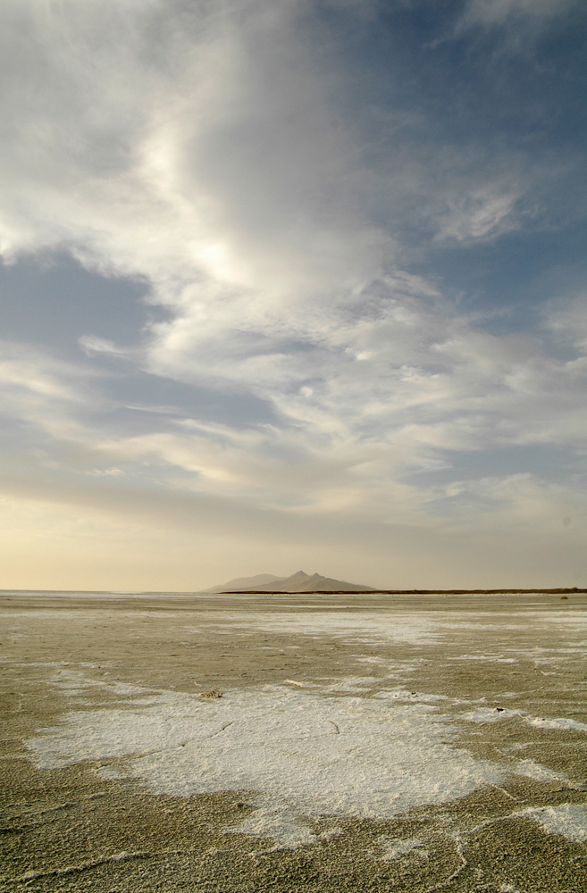 Antelope Island and the Great Salt Lake